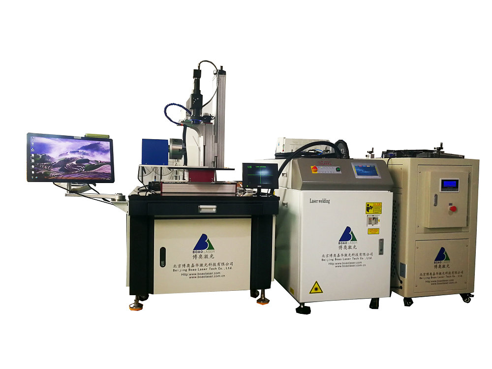 BMM 4 Axis And Handheld Laser Welding Machine