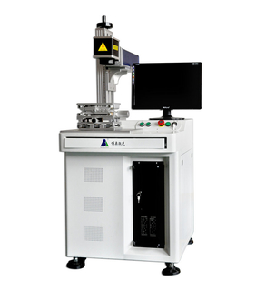 Desktop Model Fiber Laser Marking Machine