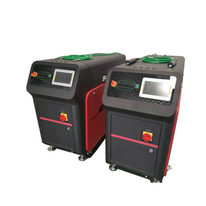 Double Laser Path Welding System